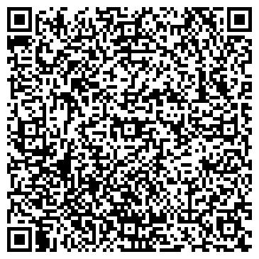 QR-код с контактной информацией организации Креди Агриколь, ПАО