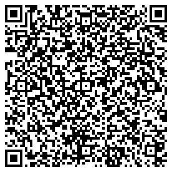 QR-код с контактной информацией организации Юр Шанс