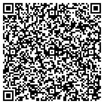 QR-код с контактной информацией организации ЭдвайзерГрупп, ООО