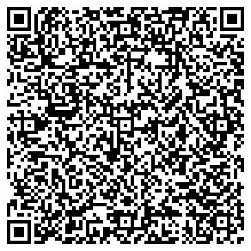 QR-код с контактной информацией организации НПП ПОЛЕТ, КП