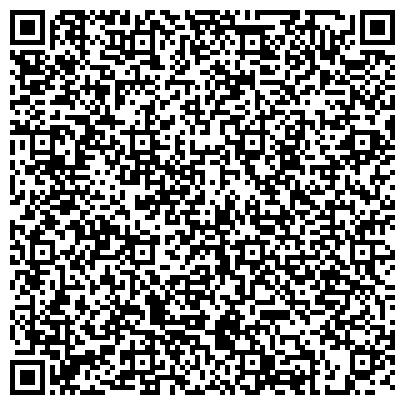 QR-код с контактной информацией организации Центр цифрового анализа и личностных изменений Advancel