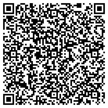 QR-код с контактной информацией организации Рескью Груп, ООО
