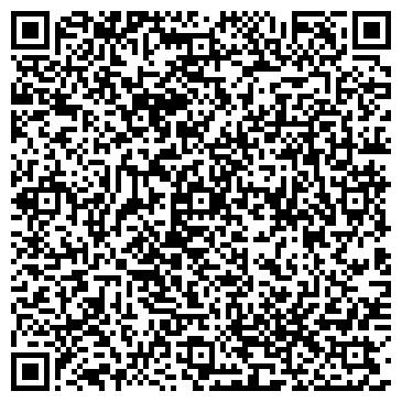 QR-код с контактной информацией организации Bohush Communication, ООО