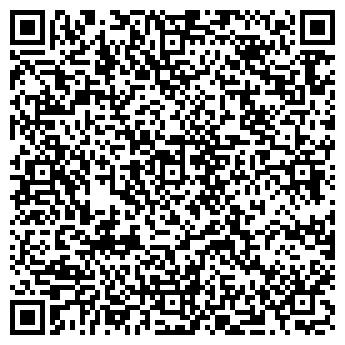 QR-код с контактной информацией организации Уцорис, ЗАО