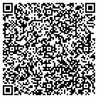 QR-код с контактной информацией организации НЛП-проект, ТОО