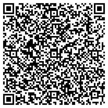 QR-код с контактной информацией организации БАМАП, ассоциация