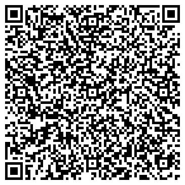 QR-код с контактной информацией организации НТИЦ, лаборатория, ТОО