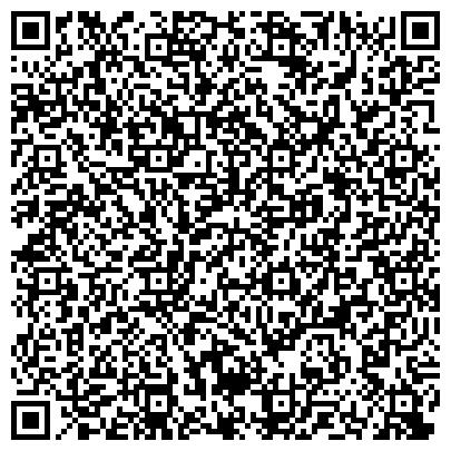 QR-код с контактной информацией организации Бюро по приватизации и инвестициям, ТОО