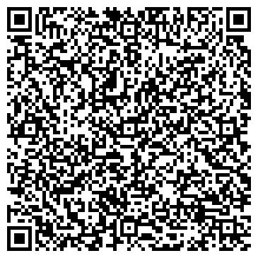 QR-код с контактной информацией организации Академия IT1 (АйТи1), ТОО