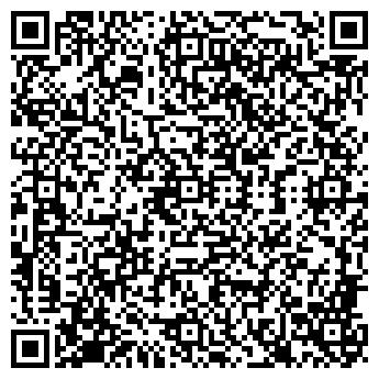 QR-код с контактной информацией организации Плюс Один, ИП