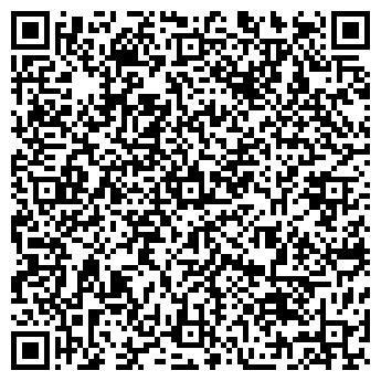 QR-код с контактной информацией организации MegaNova (МегаНова), ИП