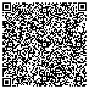 QR-код с контактной информацией организации Белорусская ассоциация кулинаров, ОО