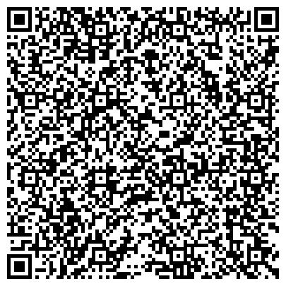 QR-код с контактной информацией организации Межотраслевой ИПК и переподготовки кадров по менеджменту и развитию персонала, УО