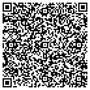QR-код с контактной информацией организации Открытый проект, ЗАО