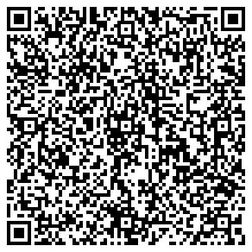 QR-код с контактной информацией организации Центр международных исследований