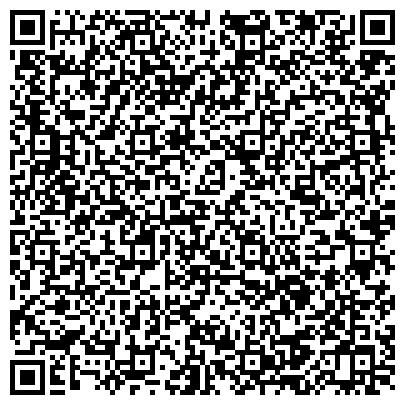 QR-код с контактной информацией организации Витебский центр региональных исследований и разработок, КНКУП