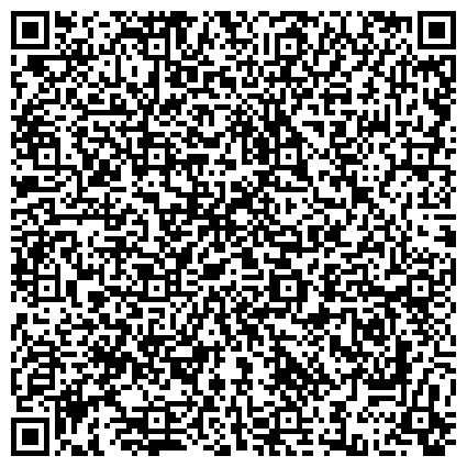QR-код с контактной информацией организации Ассоциация предприятий мебельной и деревообрабатывающей промышленности РК, Ассоциация