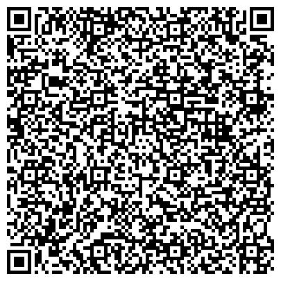 QR-код с контактной информацией организации Витебский областной центр маркетинга, ККУП