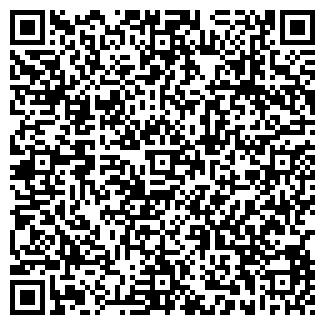 QR-код с контактной информацией организации ДелФин, ТОО