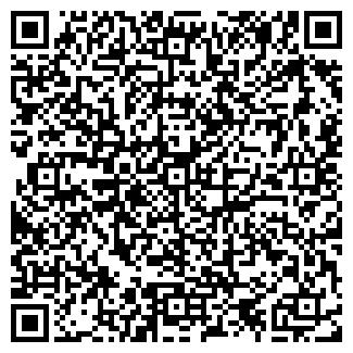 QR-код с контактной информацией организации Клевер, ИП
