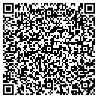 QR-код с контактной информацией организации Мегакрат, ИП