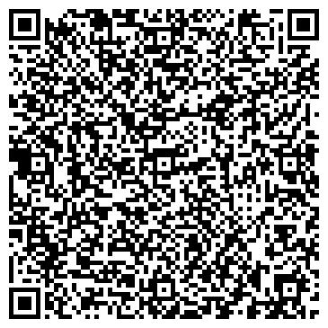 QR-код с контактной информацией организации Афродита кафе-бар, СПД