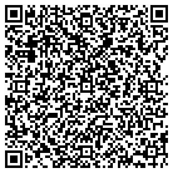 QR-код с контактной информацией организации Млин ресторан, ЧП