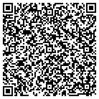 QR-код с контактной информацией организации Киевские солисты, НКА