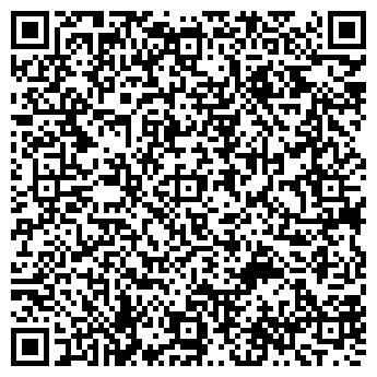 QR-код с контактной информацией организации Крещатик, ООО