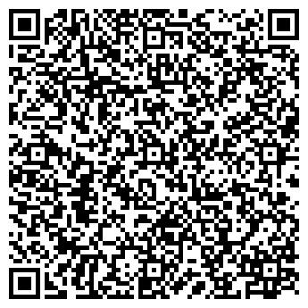 QR-код с контактной информацией организации Агентство Овация, ИП
