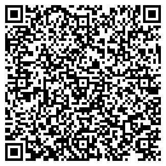 QR-код с контактной информацией организации Экшн, ИП
