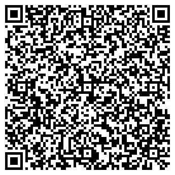 QR-код с контактной информацией организации Инновация, ИП