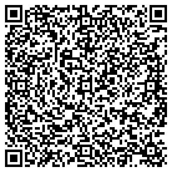 QR-код с контактной информацией организации Баклажан, ТОО