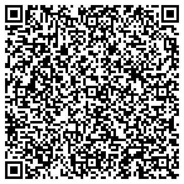 QR-код с контактной информацией организации Театр эстрады молодежный