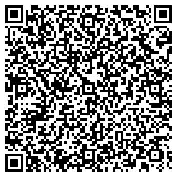 QR-код с контактной информацией организации Институт PR, ООО
