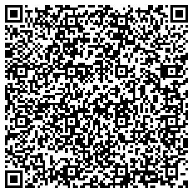 QR-код с контактной информацией организации Субъект предпринимательской деятельности Рекрутинговая компания ТОО «Астана-персонал»