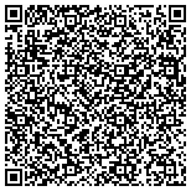 QR-код с контактной информацией организации Центр поддержки семьи и бизнеса «Гармония»
