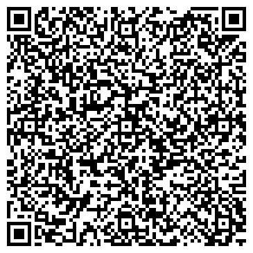 QR-код с контактной информацией организации Кадровое агентство «Дау-Ас»