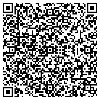 QR-код с контактной информацией организации БЕЗ ЦЕНЗУРЫ, ГАЗЕТА