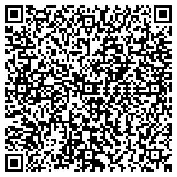QR-код с контактной информацией организации Азбука HR, ООО