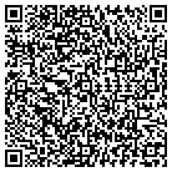 QR-код с контактной информацией организации sprutstrics