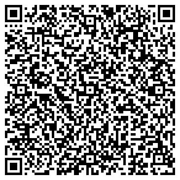 QR-код с контактной информацией организации Профперсонал кадровое агенство, ООО