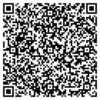 QR-код с контактной информацией организации ВИТРИНА, ЖУРНАЛ