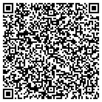 QR-код с контактной информацией организации Амадей, ЧП