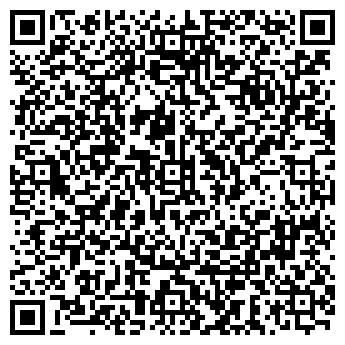 QR-код с контактной информацией организации ЛАННА ПЕРСОНАЛ, ООО
