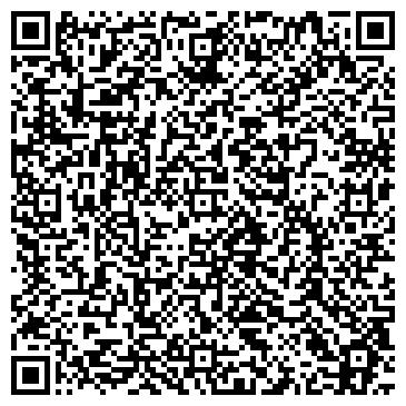 QR-код с контактной информацией организации Рекрутинговое агентство Personal4U, ЧП