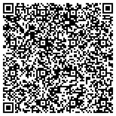 QR-код с контактной информацией организации Рекрутинговая компания Бизнес HR, ООО