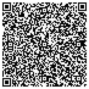 QR-код с контактной информацией организации Атлантика, ИП