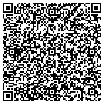 QR-код с контактной информацией организации Бюро праздников, ЧУП