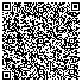 QR-код с контактной информацией организации Clubinfo (Клубинфо)